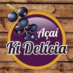 Logotipo Açaí Ki-delícia