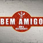 Logotipo Bem Amigo Bar e Restaurante