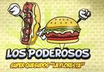 Logotipo Los Poderosos Quesudos (La Floresta)