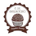 Logotipo É de Brigadeiro