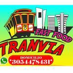 Logotipo Tranvia Fast Food