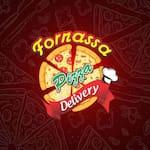 Logotipo Fornassa Pizza Delivery