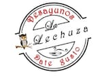 Logotipo Desayunos La Lechuza