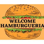 Logotipo Welcome Hamburgueria