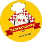 Logotipo Restaurante W.e