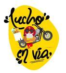 Logotipo Lucho En Vía Coyoacan