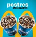 Logotipo Postres McDonald's (Libertadores)