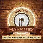 Logotipo Marmitex da Tia