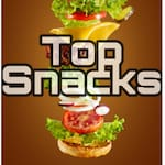 Logotipo Top Snacks