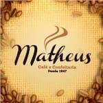 Logotipo Café e Confeitaria Matheus