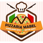 Logotipo Pizzaria Mabel