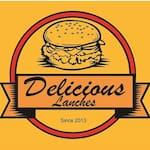 Logotipo Delicious Lanches