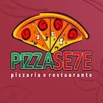 Logotipo Pizza Se7e