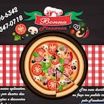 Logotipo Bonna Pizzaria