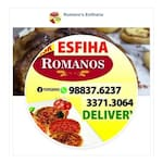 Logotipo Romanos Esfiharia
