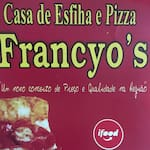 Logotipo Pizzaria Francyo' S