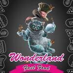 Logotipo Wonderland Fast Food