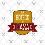 Logotipo Boteco in Casa