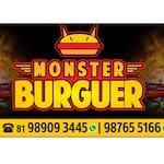 Monster Burguer e Pizzaria