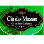 Logotipo Cia das Massas