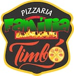 Logotipo Timbo Pizzaria e Refeicoes