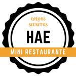 Logotipo HAE CALDOS E SOPAS
