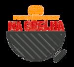 Logotipo Na Grelha Hamburgueria Gourmet