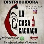 Logotipo La Casa da Cachaça