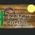 Logotipo Tempero Arretado Cozinha Nordestina