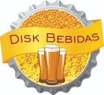 Logotipo Disk Bebidas 24 Horas
