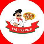 Logotipo Bá Pizzas