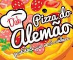 Logotipo Pizzaria do Alemão