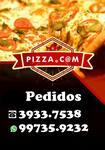 Logotipo Pizza.com