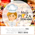 Logotipo Mega Pizza