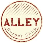 Logotipo Alley Burger Shop