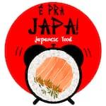 Logotipo É Pra Japa