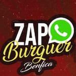 Logotipo Zap Burguer Benfica