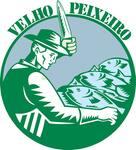 Logotipo Velho Peixeiro