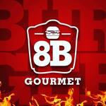 Logotipo Eight Burger Gourmet
