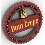 Logotipo Dom Crepe