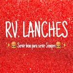 Logotipo Rv Lanches