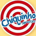 Logotipo Chiquinho Sorvetes - Shop. Int Guarulhos