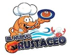 """Logotipo Marisqueria """"El nuevo crustáceo"""""""