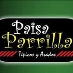 Logotipo Paisa Parrilla Pereira Plaza
