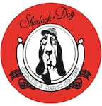 Logotipo Sherlock & Dog