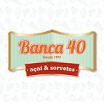 Logotipo Banca 40 - Cidade Baixa