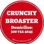 Logotipo Crunchy Broaster