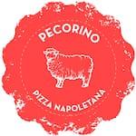 Logotipo Pecorino Pizza Napoletana - Center 3