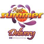Logotipo Açaí Summer Delivery Varginha