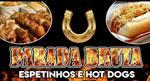 Logotipo Parada Bruta Espetinhos